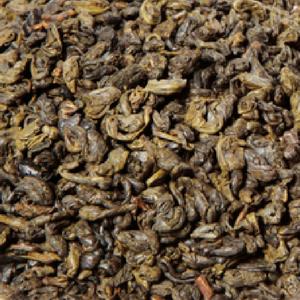 Gunpowder kinesisk grøn te